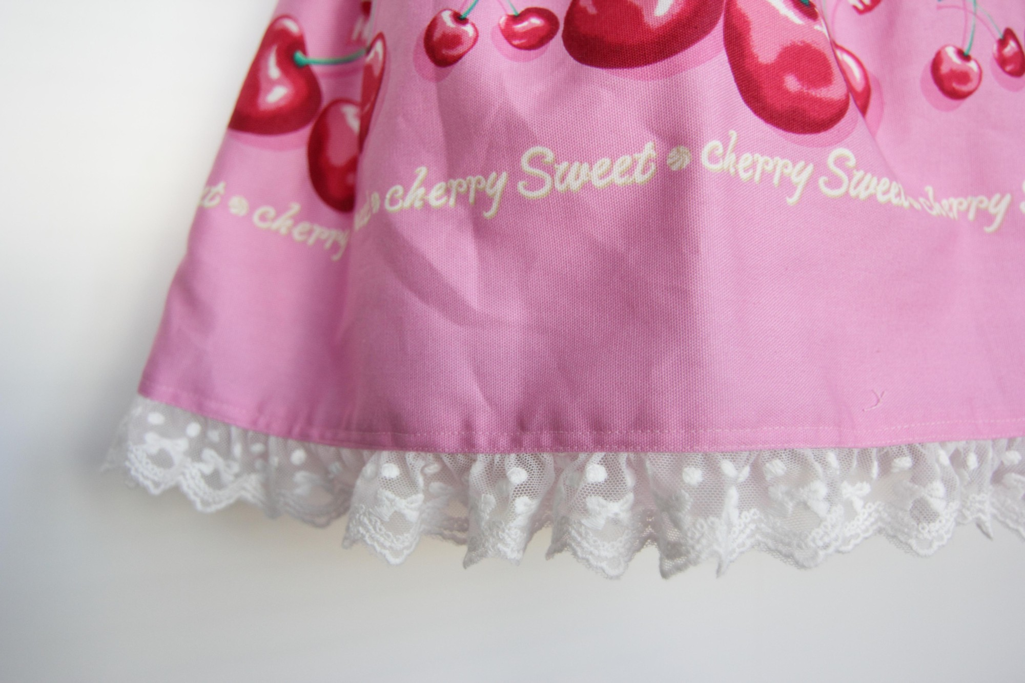 Sleeping Doll Sweet Ribbon Cherry JSK